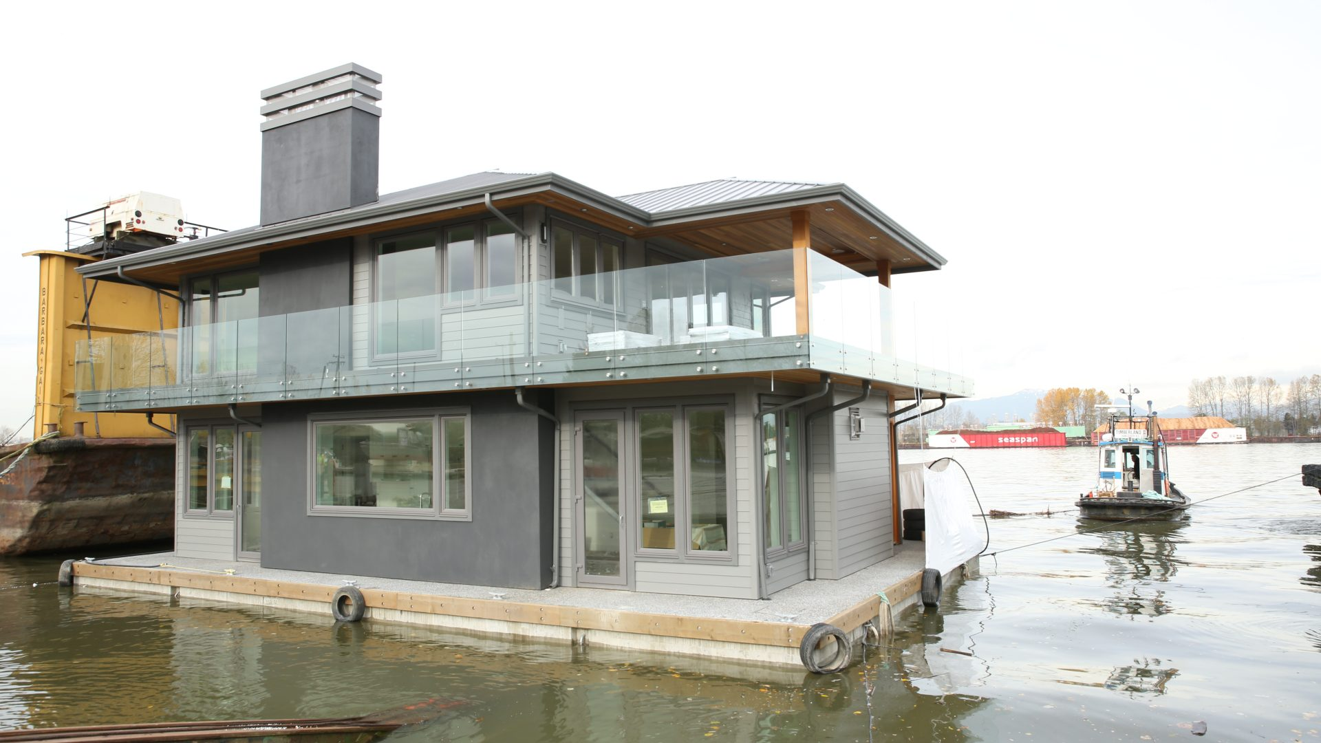 My Floating Home S1 – Argonon Post Production